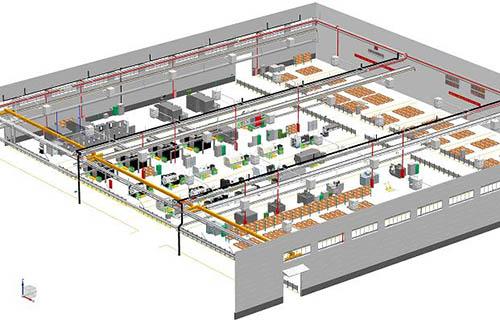 各种工厂控制电路图